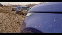 AcademeG жЫпы жЫпы - Range Rover SVR против всех на бездорожье.