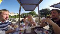 Alexander Kondrashov Все видео Русские в Америке #19 - manta roller coaster sea world orlando, florida.