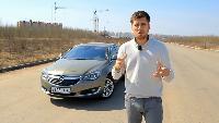Антон Воротников Автомобили класса D Автомобили класса D - Opel Insignia (170 л.с.) Тест-драйв.