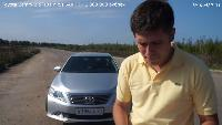 Антон Воротников Автомобили класса E Автомобили класса E - Toyota Camry Тест-драйв.