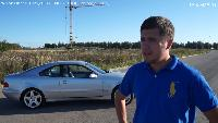 Антон Воротников Легенды 90-х Легенды 90-х - Mercedes CLK 320.