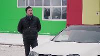 Антон Воротников Разное Разное - Фольксваген Гольф 4 Тест-драйв