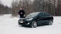 Антон Воротников Разное Разное - Hyundai Solaris за 350 тысяч рублей. Тест-драйв