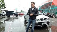 Антон Воротников Среднеразмерные кроссоверы Среднеразмерные кроссоверы - BMW X5(e53). Последний настоящий боец.