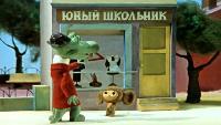 Чебурашка и Крокодил Гена Сезон-1 Серия 4. Чебурашка идет в школу