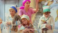 Город Ангел Бэби Сезон-1 Просыпайтесь, малыши!