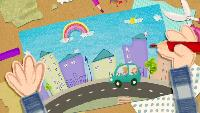 Клео - забавный щенок Сезон 1 Клео в школе