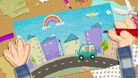 Клео - забавный щенок Сезон 1 Кто такая  Клео?