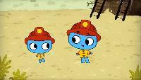 Котики, вперед! Сезон-1 Как стать пожарным
