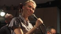 Квартирник у Маргулиса 1 сезон 10 выпуск. Варвара Визбор