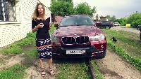 Лиса Рулит Все видео БМВ/BMW Х5, Е70. Купил за 950, вложил 200 т.р. за 2 мес
