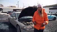 Лиса Рулит Все видео Как парень попал на всю машину. Печальная история