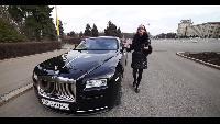 Лиса Рулит Все видео Rolls Royce.