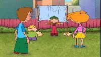 Маленькая Люси Маленькая Люси Маленькая Люси 22 серия. Новая игра с мячом