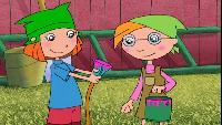 Маленькая Люси Маленькая Люси Маленькая Люси 31 серия. Как покрасить сарай