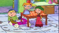 Маленькая Люси Маленькая Люси Маленькая Люси 46 серия. Катание на мочалках