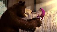 Маша и Медведь Сезон-1 Серия 1. Первая встреча