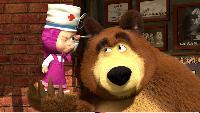Маша и Медведь Сезон-1 Серия 15. Будьте здоровы!