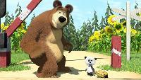 Маша и Медведь Сезон-1 Серия 17. Дальний родственник