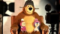 Маша и Медведь Сезон-1 Серия 31. Когда все дома