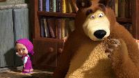 Маша и Медведь Сезон-1 Серия 35. Трудно быть маленьким