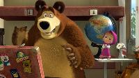 Маша и Медведь Сезон-1 Серия 37. Большое путешествие