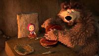 Маша и Медведь Сезон-1 Серия 48. Пещерный Медведь
