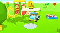 Машины-помощники Сезон-1 Детская площадка