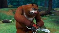 Медведи-соседи 1 сезон 29 серия. Битва за пилу