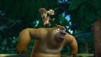 Медведи-соседи 1 сезон 45 серия. Шпионские страсти