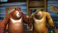 Медведи-соседи 1 сезон 53 серия. Вик-миллионер