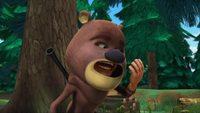 Медведи-соседи 1 сезон 66 серия. Новый медведь