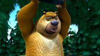 Медведи-соседи 1 сезон 9 серия. Медовый заговор