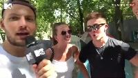 MTV Selfie News @SZIGET Архив Включение 15. Челленджи