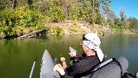 Один на реке. Путешествие продолжается Сезон-1 Просто сплав по реке