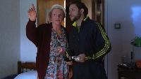 Одна за всех Бабушка Серафима Футбол по ТВ