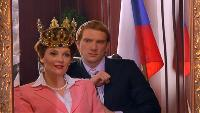 Одна за всех Президент Иванова Седой волос