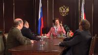 Одна за всех Президент Иванова Сокращение рабочих мест