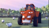 Олли: Веселый грузовичок Олли: Веселый грузовичок Олли: веселый грузовичок Серия 28 Современный трактор