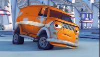 Олли: Веселый грузовичок Олли: Веселый грузовичок Олли: веселый грузовичок Серия 33 Проснись и танцуй!