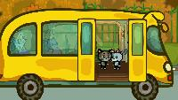 Песенки для котят Сезон-1 Колёса автобуса