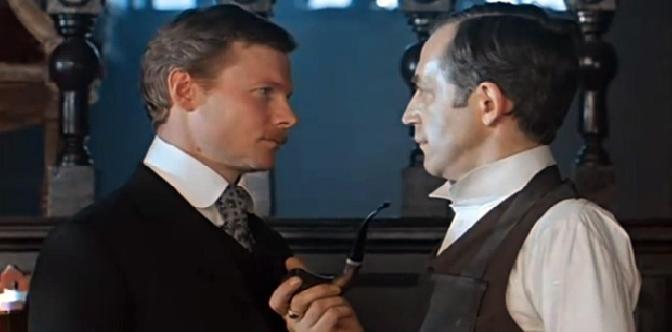 Шерлок Холмс Смотреть Онлайн 1 Серия Знакомство