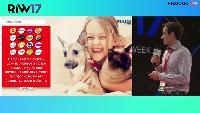 RIW 2017 День 2 День 2 - Вечерний клуб по интересам: кино, домашние животные, здоровье и спорт
