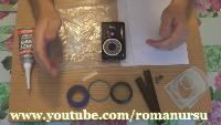 Roman Ursu Поделки своими руками Поделки своими руками - Как сделать бокс (чехол) для подводной съемки своими руками