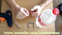 Roman Ursu Поделки своими руками Поделки своими руками - Как сделать штатив из бутылки Coca Cola своими руками