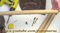 Roman Ursu Поделки своими руками Поделки своими руками - Как сделать складной стульчик для рыбалки своими руками за 3 $