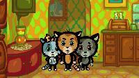 Считалочки (на английском языке) Сезон-1 Three little kittens