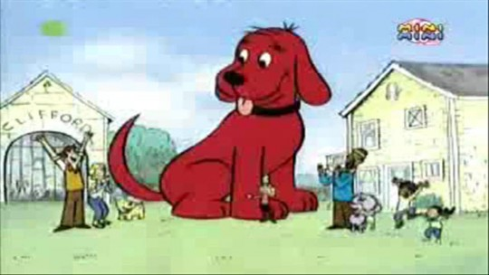 Трейлеры Сборник трейлеров Большой красный пёс Клиффорд