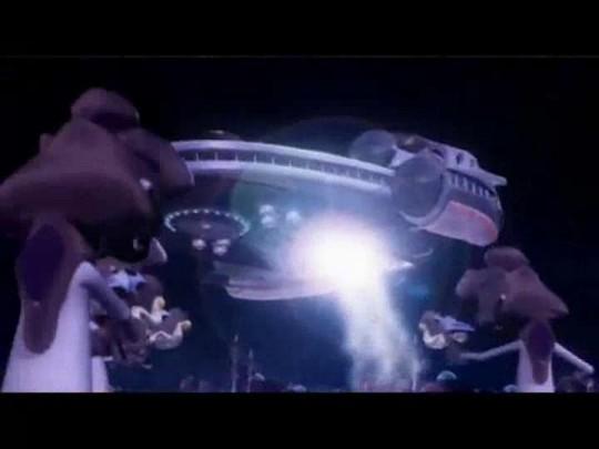 Трейлеры Сборник трейлеров Большое космическое приключение