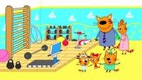 Три кота 3 сезон 106 серия. Сюрприз для мамы